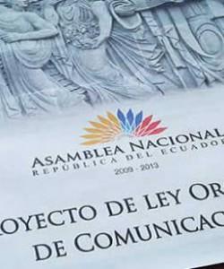 Noticia del día: Continúan repercusiones por la Ley de comunicación ecuatoriana