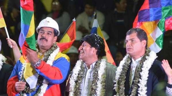 La OEA condena la agresión a Evo Morales.
