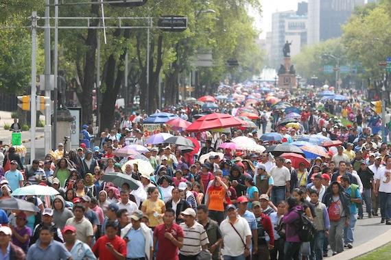 Sin acuerdo concluye en México el diálogo entre dirigentes magisteriales y legisladores