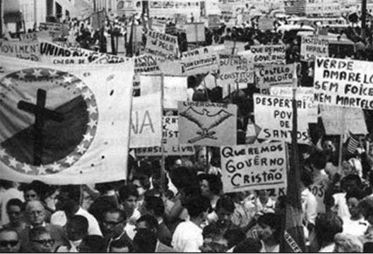 Resultado de imagen para 1964  29 de marzo Brasil.