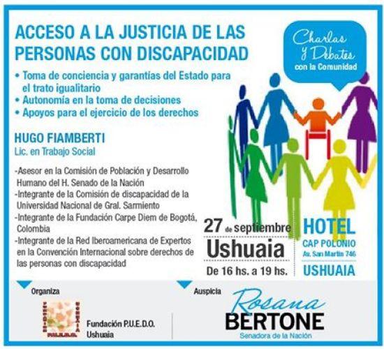 Acceso a la Justicia para personas con discapacidad