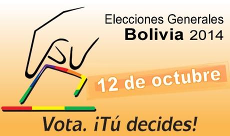 elecciones bolivia 2014