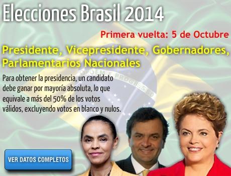 eleciones brasil 2014
