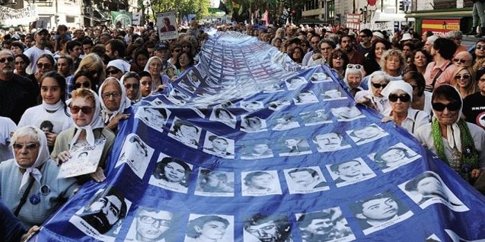 39º aniversario del golpe de Estado en Argentina: una jornada de actos y marchas