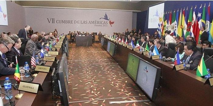 Sin declaración consensuada y tras histórico encuentro de cancilleres de Cuba y EEUU, arranca la VII Cumbre de las Américas