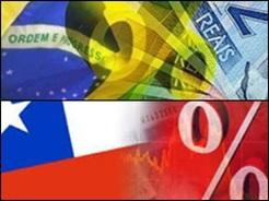 brasil chile economia
