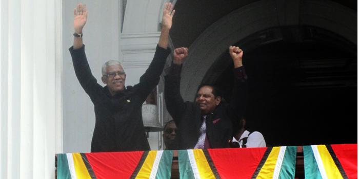 Asume como nuevo presidente de Guyana David A. Granger, anterior líder de la oposición