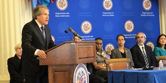 En el inicio de la 45ª Asamblea y con nuevo secretario general, la OEA aprueba iniciar un proceso de reforma