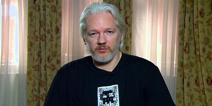 Julian Assange, tres años encerrado en la embajada de Ecuador en Londres
