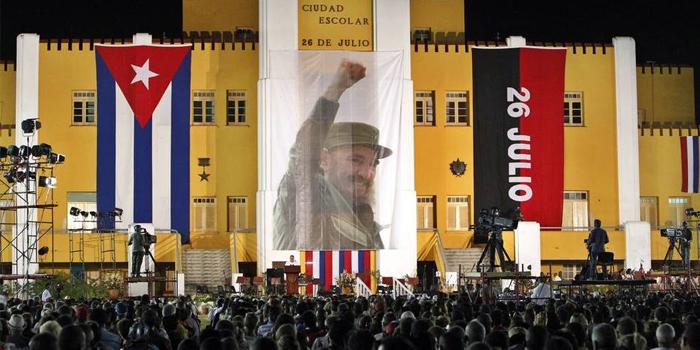 Cuba celebra el Día de la Rebeldía Nacional con pedido de cese del bloqueo y devolución de la Base de Guantánamo
