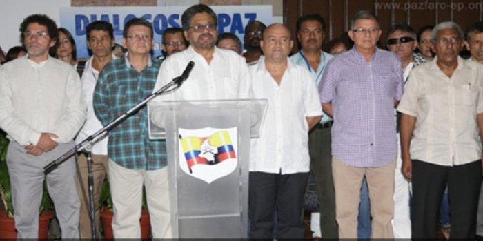 Las FARC anuncian cese al fuego unilateral desde el 20 de julio
