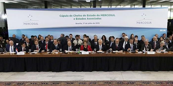 Cumbre Mercosur: Presidentes firman protocolo de adhesión de Bolivia al bloque sudamericano