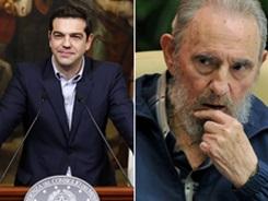 cuba- Alexis Tsipras