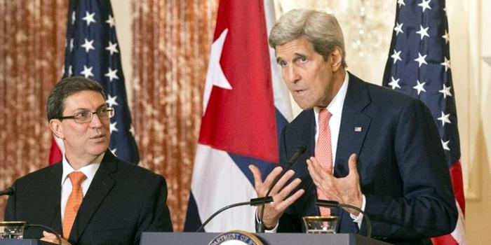 EEUU retira a Cuba de su lista de países cómplices con el tráfico de personas.