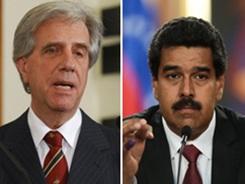 Tabaré y Maduro: ¿apocalípticos o integrados? - Diario La República, Uruguay
