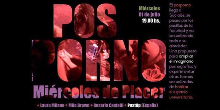 Argentina: entrevista exclusiva de Nodal Universidad sobre la performance posporno