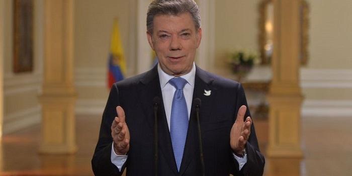 """Santos responde a la medida de Maduro: """"Cuando se cierra la frontera y no hay coordinación, los únicos que ganan son los delincuentes"""""""
