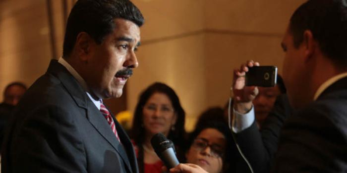 """Crisis fronteriza: Presidente Maduro asegura que existe plan para asesinarlo con """"anuencia"""" de Colombia"""