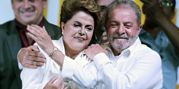 Lula da Silva anuncia su regreso a la primera plana de la política en defensa de Dilma, quien se reúne con ministros por presupuesto 2016-2019