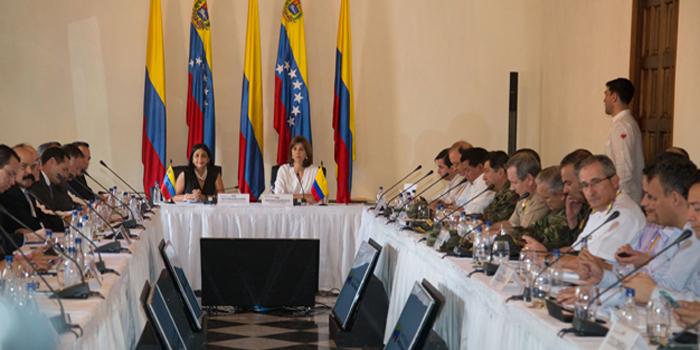 Venezuela y Colombia crearán plan de seguridad fronteriza