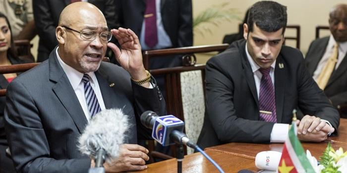 Surinam: Bouterse asume hoy oficialmente su segundo mandato presidencial