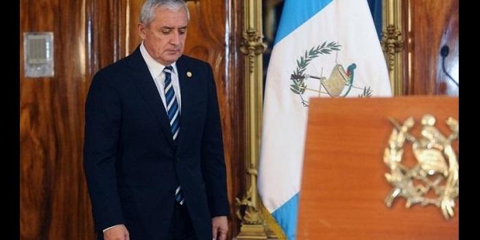 Guatemala: el presidente Otto Pérez Molina no se presentó ante la comisión pesquisidora que lo investiga por un caso de corrupción