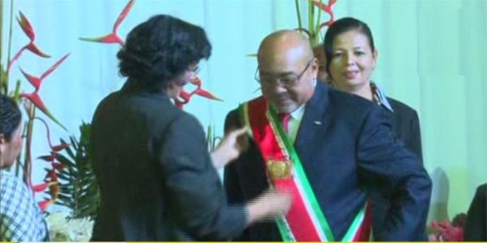 Surinam: Bouterse asume nueva gestión y promete fomentar la diversificación e independencia económica