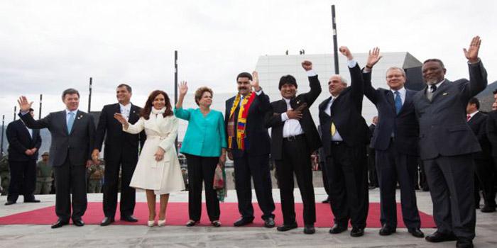 Jefes de Estado de Unasur se reunirán el próximo lunes para tratar crisis fronteriza entre Venezuela y Colombia