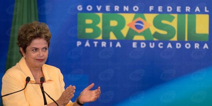 Brasil: Dilma asegura que propondrá alternativas al déficit presupuestario