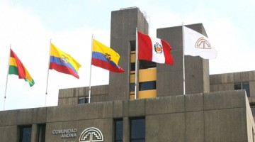 comunidad andina nodal