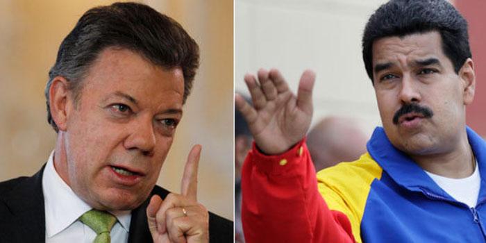 Crisis colombo-venezolana: Santos dice estar dispuesto a reunirse con Maduro siempre que existan condiciones humanitarias