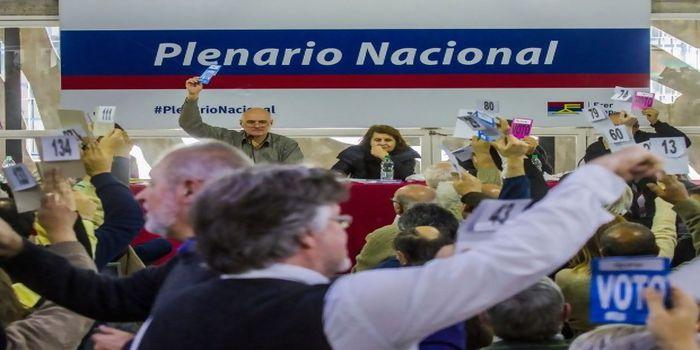 plenario FA