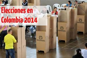 elecciones en Colombia 2014 nodal