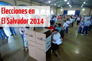 elecciones en el salvador 2014 nodal