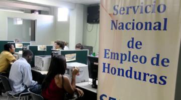 Desempleo-Honduras