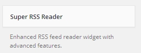 super rss reader 1