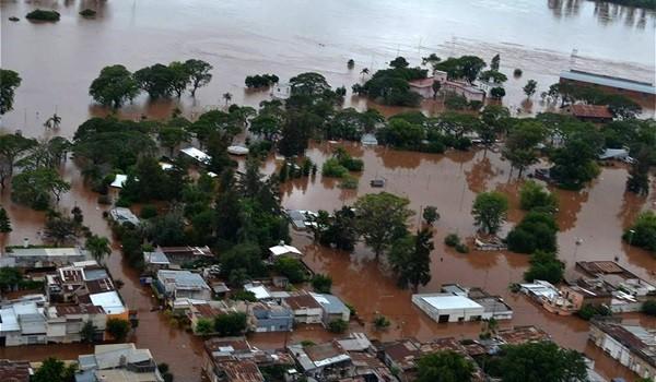 Argentina- inundaciones