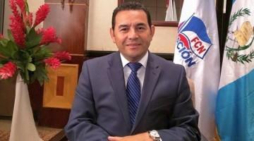 Guatemala-News-Headline-Now-Jimmy-Morales