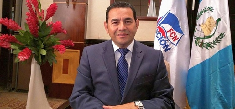 Guatemala-News-Headline-Now-Jimmy-Morales