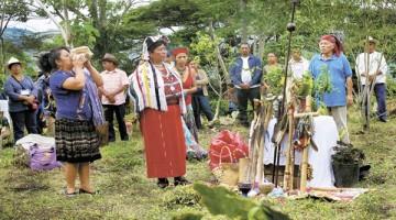 CORTESIA CORTESIA , SOLO UNA VEZ SE PUEDE UTILZAR LA FOTOS. Pueblos indígenas de Centroamérica  se reunieron en Jinotega para debatir propuest ane pro de la autodeterminación de los pueblos originarios de la región.