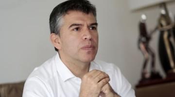 CANDIDATO A LA PRESIDENCIA DEL PERÚ, JULIO GUZMÁN.