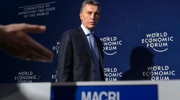 Macri-Davos