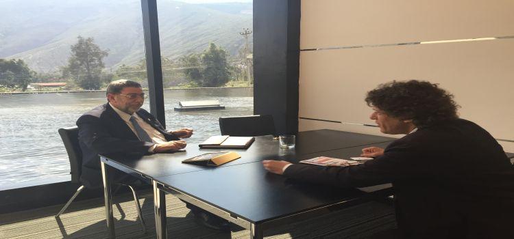 Entrevista exclusiva de Pedro Brieger a Ralph Gonsalves