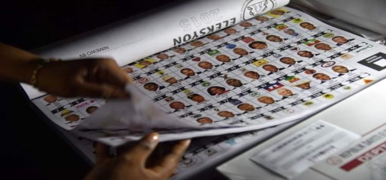 candidaturas haiti