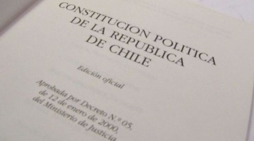 carta fundamental chile