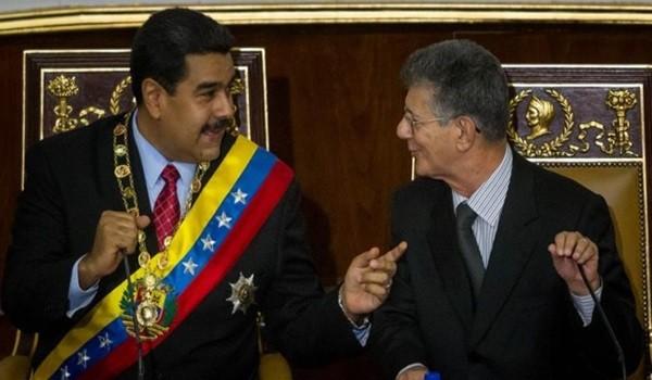 maduro-ramos-allup-asamblea-venezuela-enero-2016-