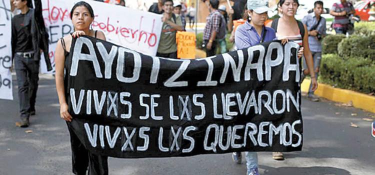 nodal ayotzinapa