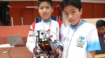 nodal bolivia olimpiadas cientificas