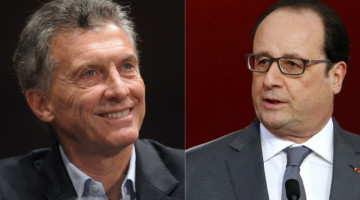 nodal hollande macri