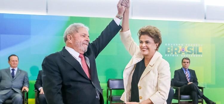 Juiz suspende nomeação de Lula